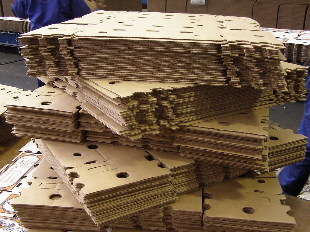 Paper Packaging - Credit Mpact