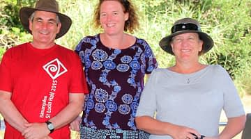 Local Lake St Lucia team scoops South African Wetland Awards